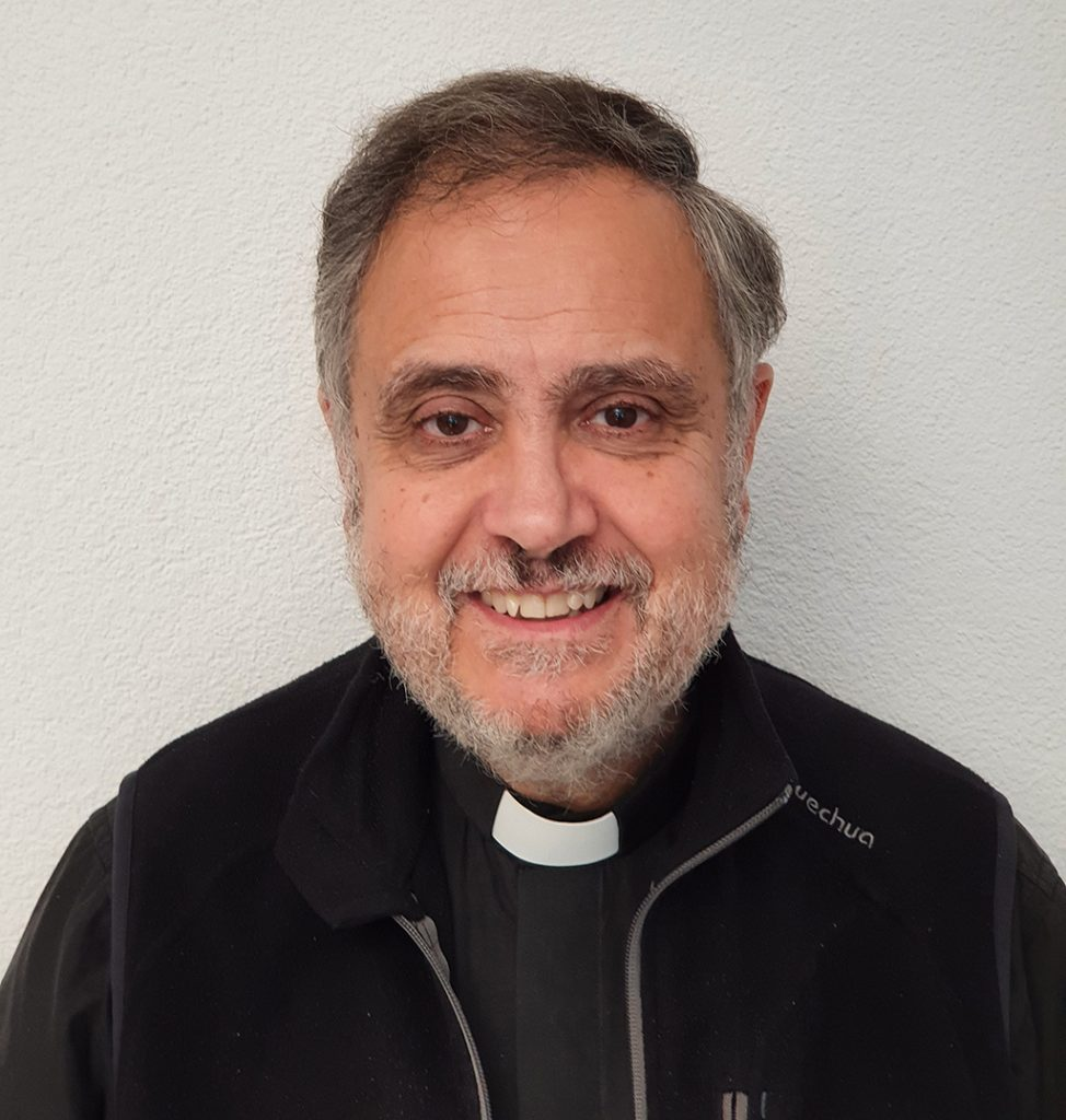 P. José Luis Tejería ruiz
